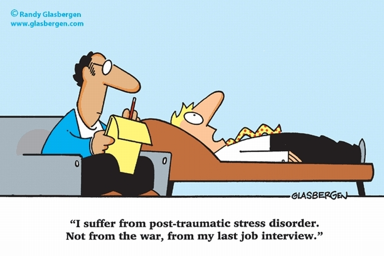 Stressful Interview